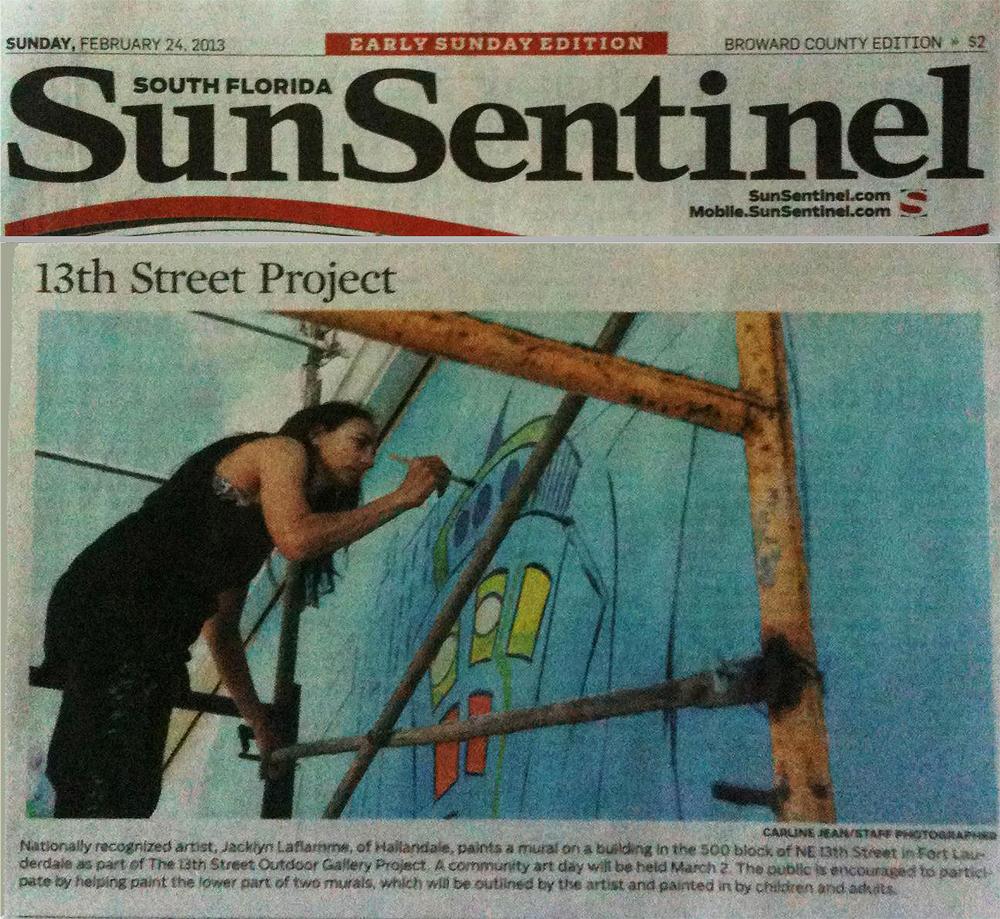 Sun Sentinel  Sunday, February 24, 2013